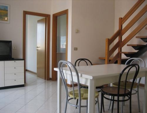 Appartamento Fano centro-mare    – Via Dello Scalo 24   1P Int.4  Mare