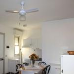 soggiorno cucina trilocale